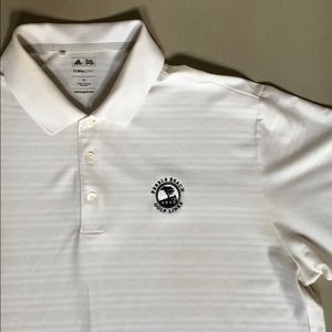 Adidas Pebble Beach Golf Polo